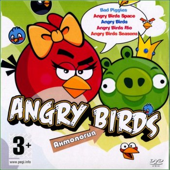 Angry Birds Anthology (2012/ENG/RePack by KloneB@DGuY)