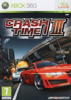 Crash Time 4: The Syndicate (2010/PAL/ENG/XBOX360)