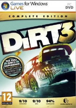 DiRT 3. Complete Edition (2012/RUS/ENG/Repack R.G. World Games)