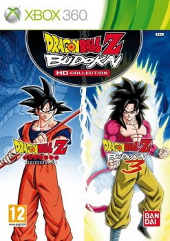 Dragon Ball Z Budokai HD Collection (2012/PAL/ENG/XBOX360)