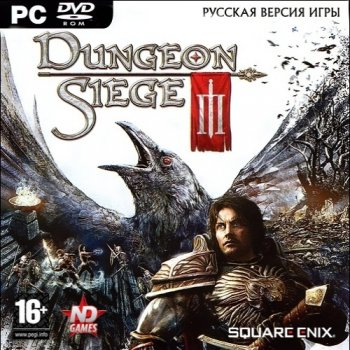 Dungeon Siege 3 - Limited Edition (2011/RUS/ENG/RePack by Luminous)