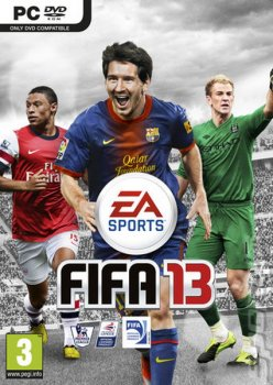 FIFA 13 (2012/RUS/ENG/MULTi13-RELOADED)