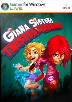 Giana Sisters Twisted Dreams (2012/ENG/MULTI5/Repack by SEYTER)