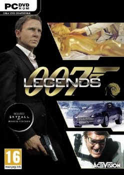 James Bond: 007 Legends (2012/RUS/Repack)