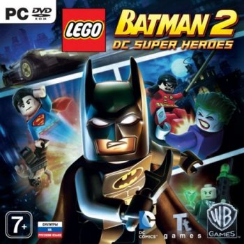 LEGO Batman 2: DC Super Heroes (2012/RUS/ENG/RePack by UltraISO)