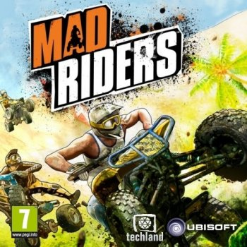 Mad Riders (2012/ENG/RePack by Audioslave)