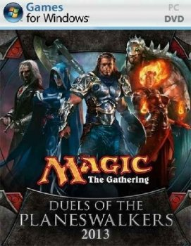 Magic: The Gathering - Duels of the Planeswalkers 2013 (2012/Rus/Eng/RePack by Audioslave)