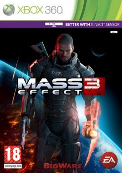 Mass Effect 3 Demo (2012/RF/RUS/XBOX360)