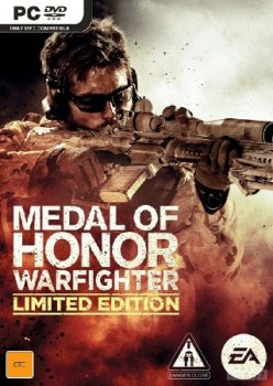 Medal of Honor Warfighter: Limited Edition (2012/RUS/Repack by Чувак)
