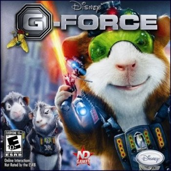 Миссия Дарвина / G-Force (2009/RUS/RePack by R.G.Repackers)
