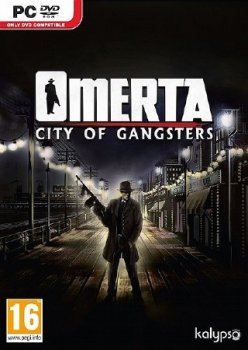 Omerta: City of Gangsters v1.03 (2013/RUS/ENG/RePack)