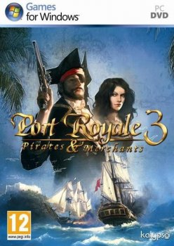 Port Royale 3: Pirates and Merchants v1.1.0 build 24450 (2012/ENG/RePack by R.G. ReCoding)