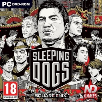 Sleeping Dogs + DLC (2012/RUS/ENG/RePack by Luminous)