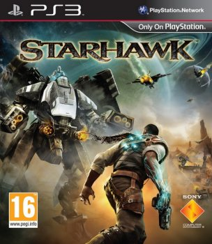 Starhawk (2012/EUR/RUSSOUND/PS3)
