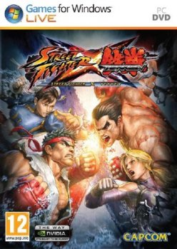 Street Fighter X Tekken (2012/RUS/Multi3/Repack by a1chem1st)