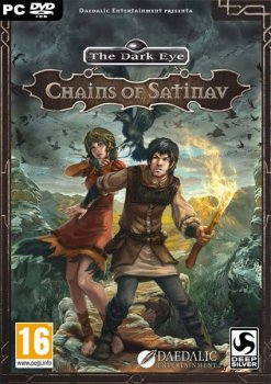 The Dark Eye: Chains of Satinav (2012/Rus/Eng/Repack by Dumu4)