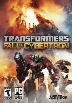 Transformers Fall of Cybertron (2012/ENG/Rip by SHARINGAN)