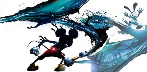 Играть в Epic Mickey