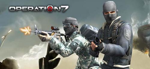 Онлайн стрелялка Operation 7