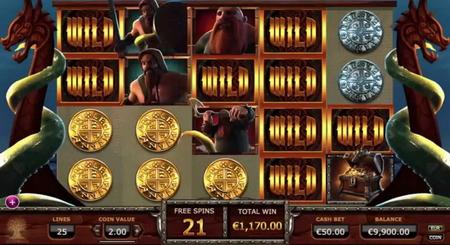 видео-слот Vikings Go Berzerk