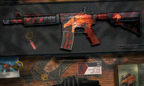 Howl M4A4